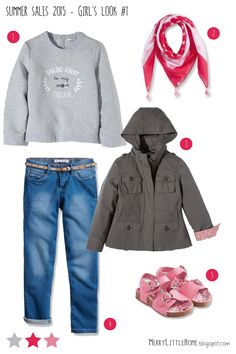 merry little home: GIRL'S LOOKS ON SALE
