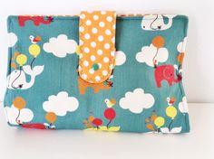 Wickeltaschen - Windeltasche Wickeltasche  - ein Designerstück von Puenktchen--Panni bei DaWanda