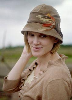 flapper hat patterns sewing vintage   FREE PRINTABLE VINTAGE HAT PATTERNS