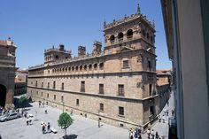 Turismo por Salamanca: El Palacio de Monterrey de Salamanca