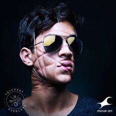 No blurred lines here. #Toychest http://fastrack.in/products/sunglasses/sku-m138bk3/