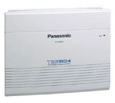 Centrala telefonica analogica Panasonic KX-TES824 cu 3 trunchiuri si 8 interioare