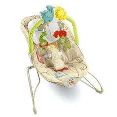 FP Animal Krackers Bouncer