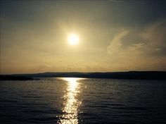 Sunset at Greers Ferry Lake July 26, 2014  Sent in by user: dannell247