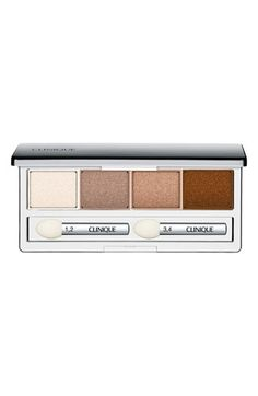 Clinique All About Shadow Eyeshadow Quad Color: Teddy Bear