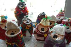 Christmas craft: Pop Can Carolers!