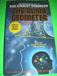 THE BLIND GEOMETER & NEW ATLANTIS TOR DOUBLE #13 PB 89