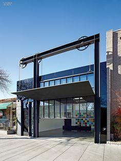 25 Simply Amazing Architecture and Exteriors Photos | Projects | Interior Design garage door vertical sliding exterior door