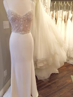 The new Irene gown from Willowby by Watters