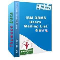 DBMS Software List - IBM DBMS Users Lists - IBM DBMS Users Databases