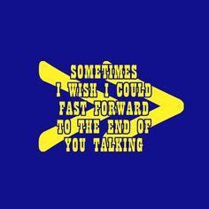 Fast Forward t-shirt