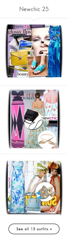 """""""Newchic 25"""" by amerlinakasumovic ❤ liked on Polyvore featuring Polaroid, Isabel Sanchis, Home Decorators Collection, Club Monaco, Desigual, HUGO, Chanel, Beauty Secrets and Design Element"""