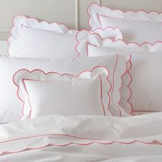 Butterfield Sheets & Pillowcases by Matouk #homedecor #Figlinensandhome #chic #lifestyle