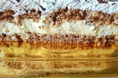 Food Cakes, Tiramisu, Cake Recipes, Food And Drink, Ice Cream, Sweets, Homemade, Cookies, Ethnic Recipes