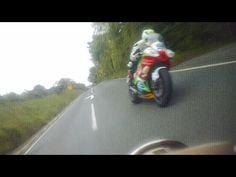 Crash, Isle of Man TT, Wet Patches - ✔ - YouTube