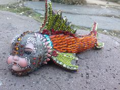 Mud Puppy by Betsy Youngquist by betsyyoungquist on Etsy