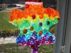 Coffee Filter Leaves | Kids Crafts & Activities for Children | Kiwi Crate