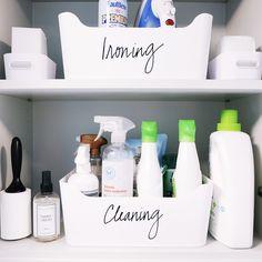 31 new Ideas utility closet organization laundry room doors Laundry Room Doors, Laundry Room Cabinets, Laundry Closet, Laundry Room Organization, Basement Laundry, Studio Organization, Cleaning Closet, Small Laundry, Utility Closet