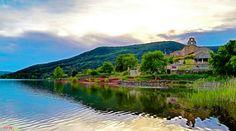 Lac du Salagou 34 France