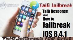 TaiG jailbreak iOS 8.4.1