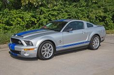2009 Ford Shelby GT500 KR Mustang 2009 Ford Mustang, Ford Shelby, Ford Mustangs, Shelby Gt500, Car Stuff, Muscle Cars, Cars For Sale, Classic Cars, Nostalgia