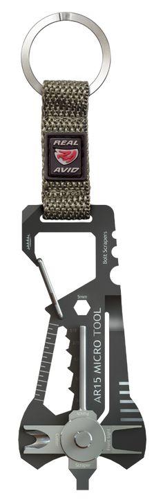 AR15 micro multi-tool