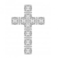 Free Print & Color Crosses - Christian Arts & Crafts