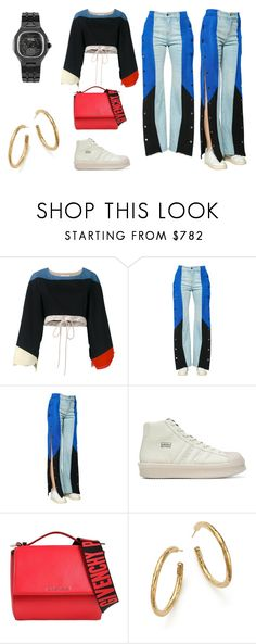 """""""w mo"""" by zkrn on Polyvore featuring Chloé, Filles à papa, adidas, Givenchy and Ippolita"""