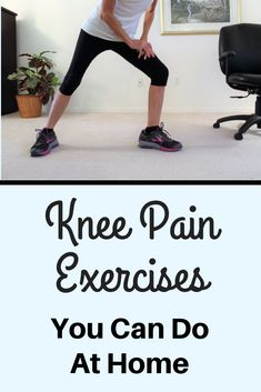 arthritis knee pain remedies, kinds of solutions and ways to reduce knee pain or treatment towards knee arthritis Easy Workouts, At Home Workouts, Pilates, Knee Strengthening Exercises, Knee Stretches, How To Strengthen Knees, Senior Fitness, Senior Workout, Boxing Workout