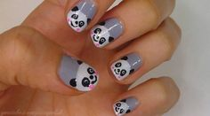 Nail Art Without Tools | Simple Nail Design Ideas - 47559