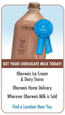 Oberweis Dairy Chocolate Milk