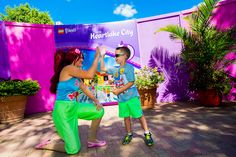 LEGOLAND Florida Resort Celebrates National Best Friends Day with Official Announcement of Heartlake City Opening Date