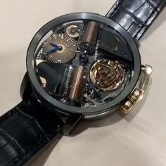 The godfather (limited edition) Fancy Watches, Iwc Watches, Best Watches For Men, Amazing Watches, Dream Watches, Expensive Watches, Stylish Watches, Luxury Watches For Men, Cool Watches