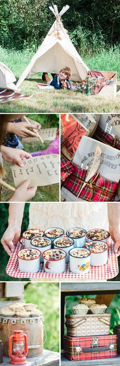 Throw your little boy a unique birthday party with this awesome Huckleberry Finn adventure theme! This