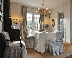 Must have the chair cover fabric for my windows