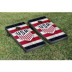 Chicago Cubs MLB Baseball Cornhole Game Set Triangle ...