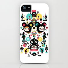 Collaboration Muxxi X Yema Yema iPhone Case by Muxxi | Society6