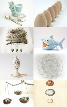 I am waiting for the bunny  by Elizabeth Wellburn on Etsy--Pinned with TreasuryPin.com