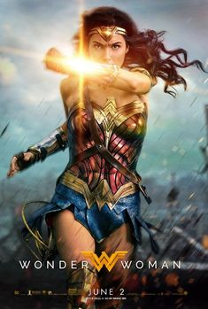 This latest look at Patty Jenkins' Wonder Woman contains some awesome new shots of Diana (Gal Gadot) and Steve Trevor (Chris Pine) in action. Plus, Gadot has debuted a stunning new one-sheet. Logo Wonder Woman, Wonder Woman Film, Gal Gadot Wonder Woman, Wonder Women, Wonder Woman 2017 Poster, Wonder Woman Movie Download, Wonder Woman Quotes, Wonder Woman Cosplay, Marvel Dc
