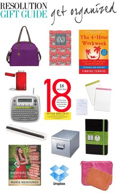 Gifts to get you organized in 2013 - http://www.hithaonthego.com/resolution-gift-guide-get-organized/