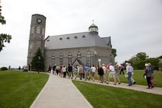 Memorial Chapel during the Convocation services for Reunion 2012
