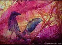 Image result for ravens  paintings