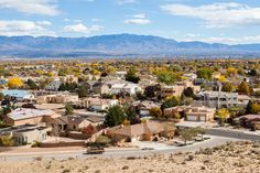 Albuquerque residential suburbs, New Mexico. Southern New Mexico, Best Places To Retire, U.s. States, United States, Breaking Bad, Countries Of The World, Paris Skyline, The Good Place, The Neighbourhood