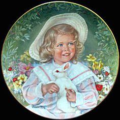 Easter Morning -  April: Childhood Almanac Sandra Kuck