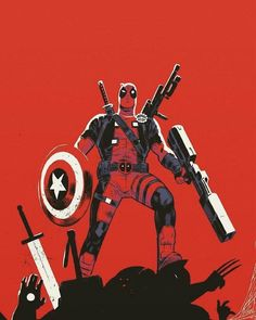 Deadpool  ...