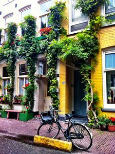 Amsterdam Travel Amsterdam Travel – A Great City To Visit Amsterdam Travel. I believe you have heard of Amsterdam and it is definitely a city you should visit if you are planning for a vacati… Places Around The World, Oh The Places You'll Go, Places To Travel, Travel Destinations, Around The Worlds, Week End Amsterdam, Amsterdam Travel, Amsterdam Bike, Visit Amsterdam