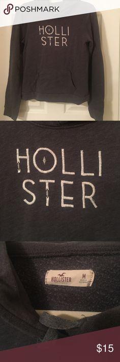 Hollister hoodie. Great condition.🎊 Hollister Tops Sweatshirts & Hoodies
