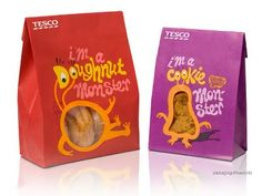 Packaging of the World: Creative Package Design Archive and Gallery: Snacks
