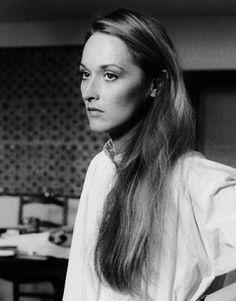 Meryl Streep (circa late-1970s)