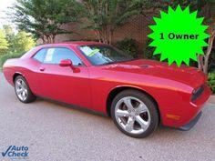 2012 Dodge Challenger, 17,779 miles, $27,500.